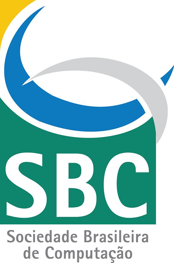 Apoio da Sociedade Brasileira de Computação