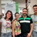 Coord. do curso Gustavo Paschoal compartilhando um pouco da sua experiência da área da pesquisa.