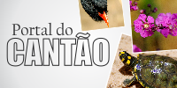 Portal do Parque Estadual do Cantão