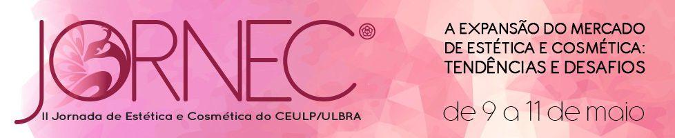 Curso de Est�tica e Cosm�tica do CEULP promove a 2� edi��o da Jornec