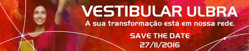BNR - Save the date vestibular