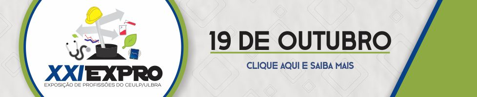 Ceulp/Ulbra realiza a XXI edição da EXPRO