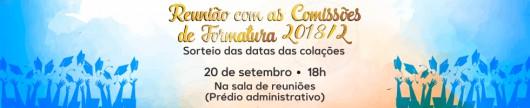 BNR - Reunião com as comissões 2018/2