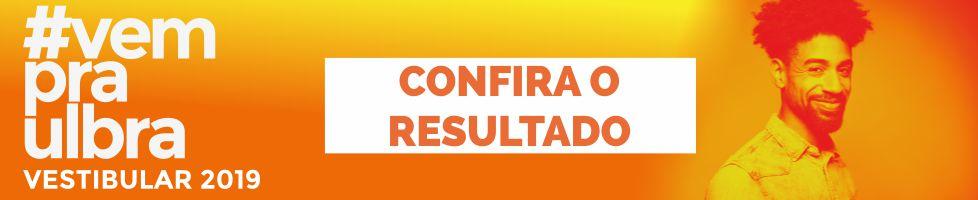 BNR - Resultado Vestibular 2019/1 - Novembro