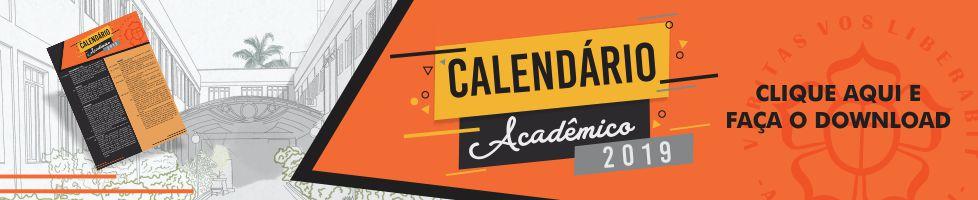 BNR - Calendário Acadêmico 2019