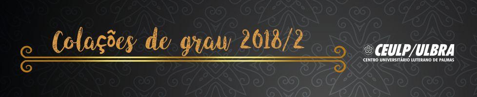 Bnr - Boas vindas 2019/1
