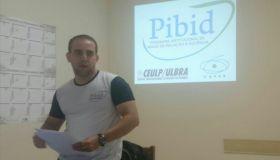 Apresentação do PIBID para o grupo GEPEPS.